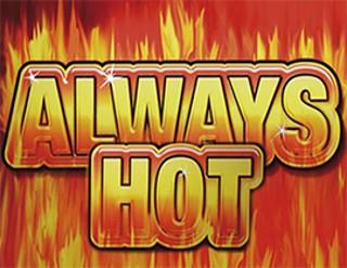 Для любителей ощущений погорячее - слот Always Hot
