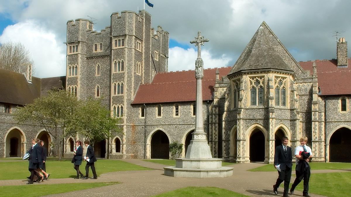Английский колледж - Lancing College