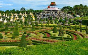 Туры в Тайланд: Nong Nooch – растительный рай