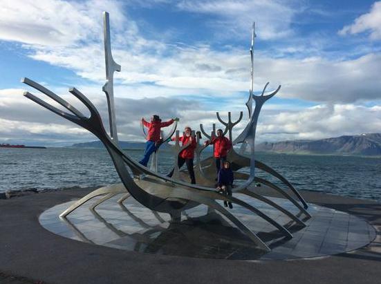 Интересные и увлекательные пешие маршруты по Исландии и России