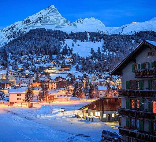 Обзор Альпийских курортов