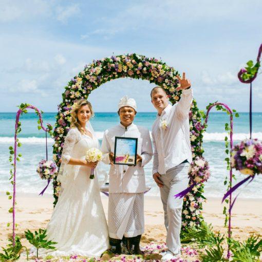 свадеб на Бали