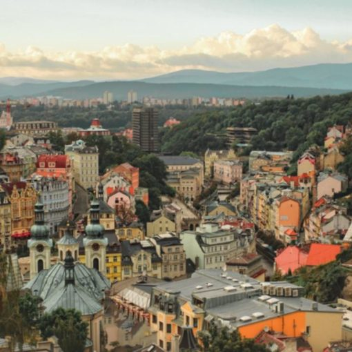 Чехия: Карловы Вары