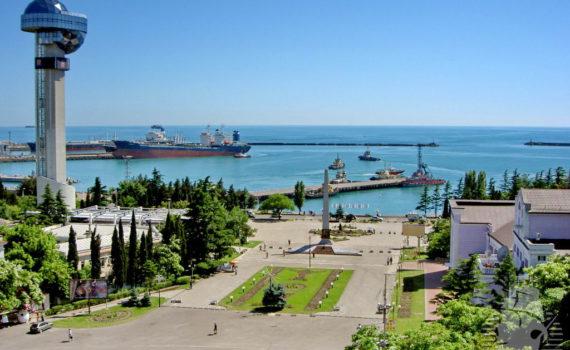 Отдых на черноморском побережье - туристический комплекс Инал Бэй