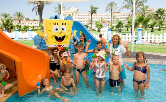 Детский отдых в Турции. Рекомендации по выбору отеля.