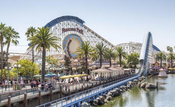 Диснейленд в США (Disneyland Park California)