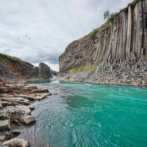 Туры в Исландию: долина Йокулдалур