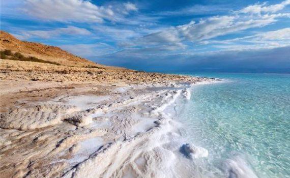 Израиль - Мертвое море
