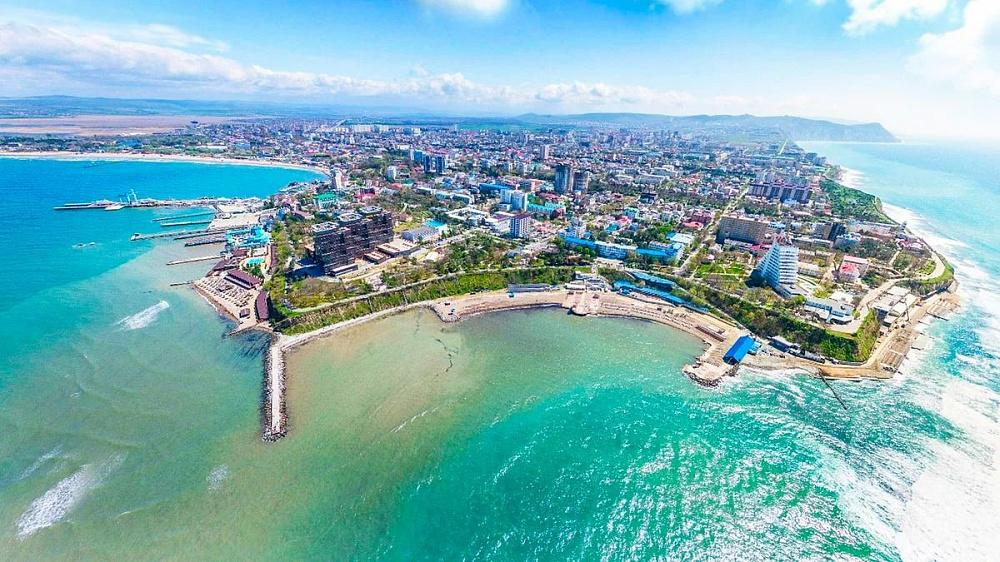 Лучшие курорты Краснодарского Края