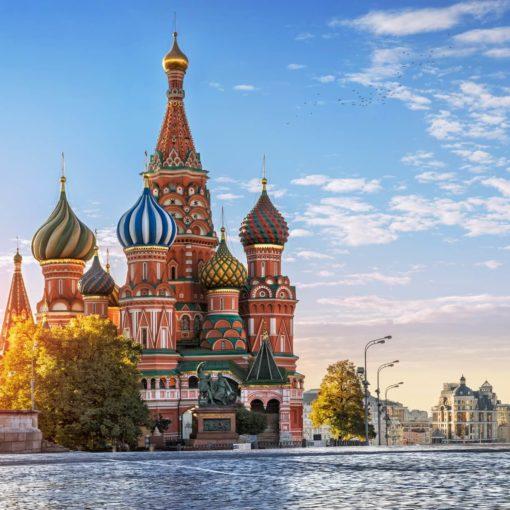 Туры выходного дня а Москву для организованных групп