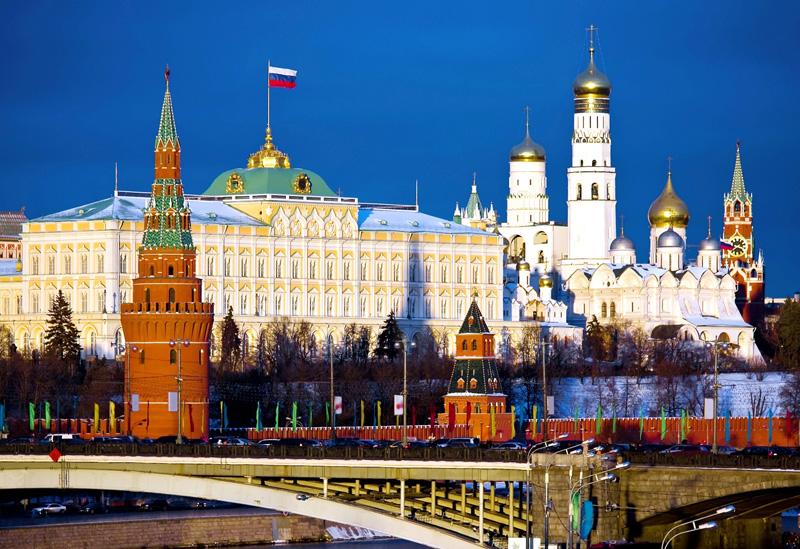 Туры в Москву для иностранцев