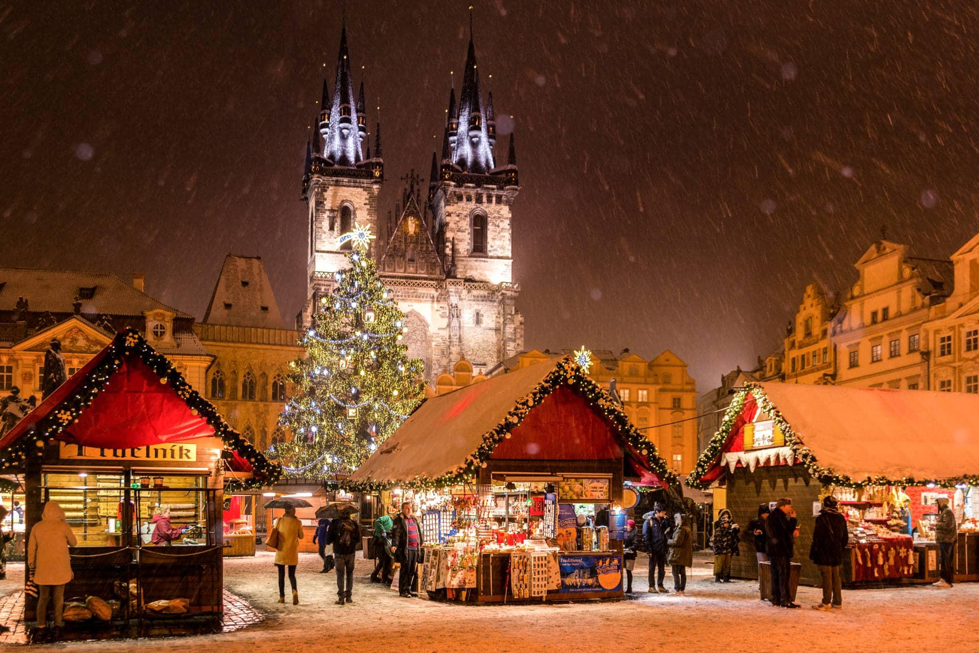 Новогодний отдых в Восточной Европе, туры на Новый год в Польшу и Венгрию