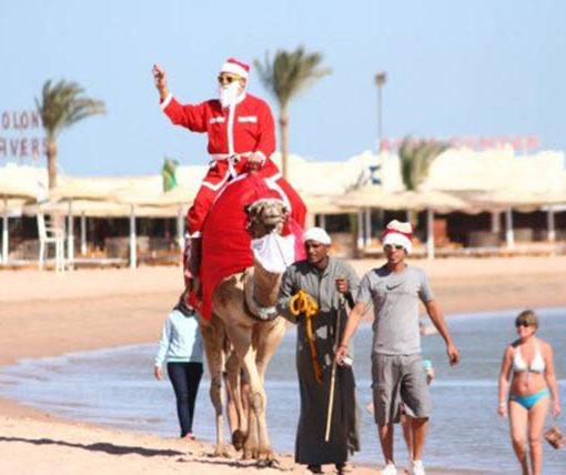 Новый год по-новому, в Египте!