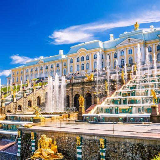 Туры для иностранцев в Санкт-Петербург