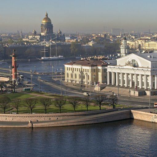 Новый путеводитель по Петербургу