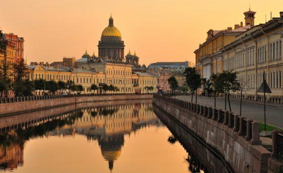 Индивидуальные экскурсии в Санкт-Петербурге