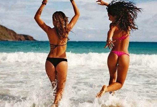 Классный отдых, или идеи для путешествия с подругой