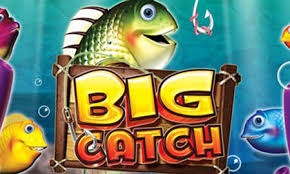 Отправляйтесь на рыбалку со слотом Big Catch