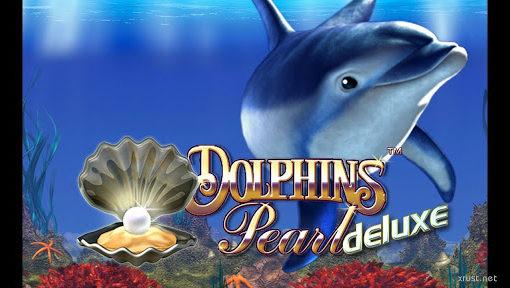 Все сокровища морского мира ждут тебя в слоте Dolphin's Pearl Deluxe