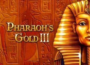 Слот Золото Фараона - незабываемые эмоци